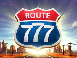 Play Route 777 in our Bitcoin Casino