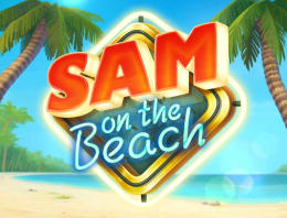 Play Sam on the Beach in our Bitcoin Casino