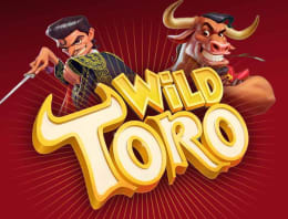 Play Wild Toro in our Bitcoin Casino