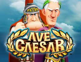 Play Ave Caesar in our Bitcoin Casino