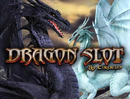 Play Dragon Slot in our Bitcoin Casino