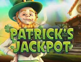 Play Patricks Jackpot in our Bitcoin Casino