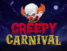 Play Creepy Carnival in our Bitcoin Casino