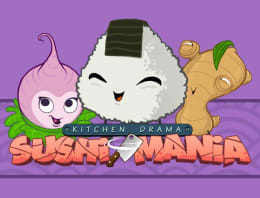 Play Kitchen Drama: Sushi Mania in our Bitcoin Casino
