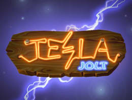 Play Tesla Jolt in our Bitcoin Casino