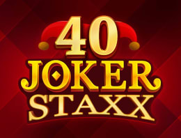 Play 40 Joker Staxx in our Bitcoin Casino