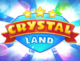 Play Crystal Land in our Bitcoin Casino