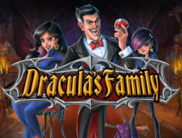 Play Dracula's Family in our Bitcoin Casino