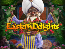 Play Eastern Delights in our Bitcoin Casino