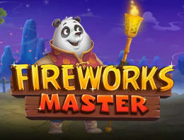 Play Fireworks Master in our Bitcoin Casino