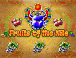Play Fruits of the Nile in our Bitcoin Casino