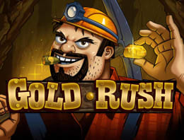 Play Gold Rush in our Bitcoin Casino
