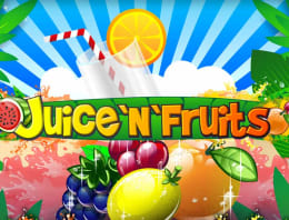 Play Juice'n'Fruits in our Bitcoin Casino