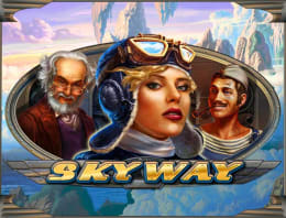 Play Skyway in our Bitcoin Casino