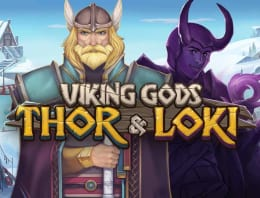Play Viking Gods: Thor and Loki in our Bitcoin Casino