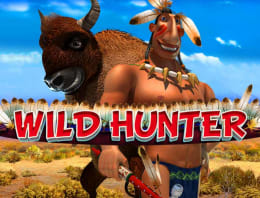 Play Wild Hunter in our Bitcoin Casino