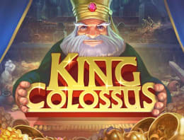 Play King Colossus in our Bitcoin Casino