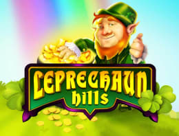 Play Leprechaun Hills in our Bitcoin Casino