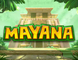Play Mayana in our Bitcoin Casino