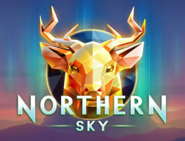 Play Northern Sky in our Bitcoin Casino