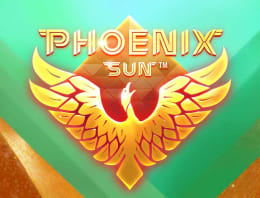 Play Phoenix Sun in our Bitcoin Casino