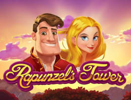 Play Rapunzels Tower in our Bitcoin Casino
