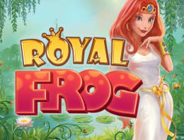 Play Royal Frog in our Bitcoin Casino
