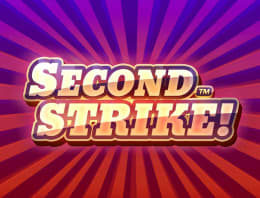 Play Second Strike in our Bitcoin Casino