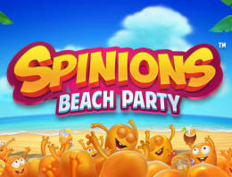 Play Spinions in our Bitcoin Casino