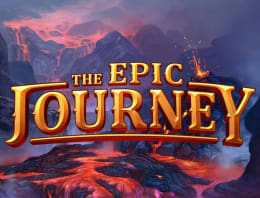 Play The Epic Journey in our Bitcoin Casino