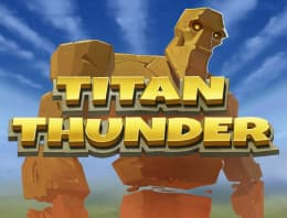 Play Titan Thunder in our Bitcoin Casino