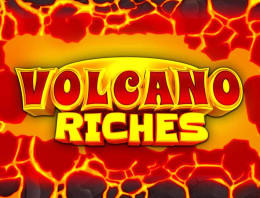 Play Volcano Riches in our Bitcoin Casino