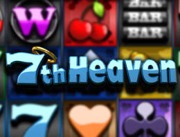 Play 7th Heaven in our Bitcoin Casino