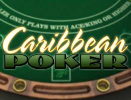 Mainkan Caribbean Poker di Kasino Bitcoin kami