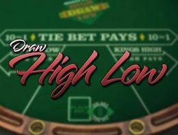 Play Draw Hi-Lo in our Bitcoin Casino
