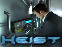 Play Heist in our Bitcoin Casino