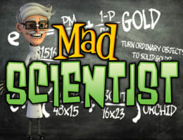 Play Mad Scientist in our Bitcoin Casino