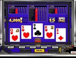 Mainkan Pyramid Deuces Wild Poker di Kasino Bitcoin kami