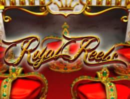 在我们的比特币赌场玩 Royal Reels