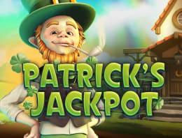 저희의 비트코인 카지노에서 Patricks Jackpot 플레이 하세요
