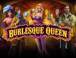 저희의 비트코인 카지노에서 Burlesque Queen 플레이 하세요