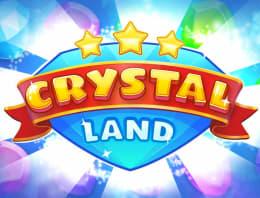 저희의 비트코인 카지노에서 Crystal Land 플레이 하세요