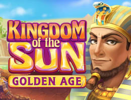 Играй в Kingdom of the Sun: Golden Age в нашем Bitcoin Казино