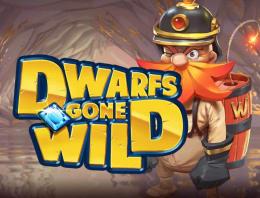 저희의 비트코인 카지노에서 Dwarfs Gone Wild 플레이 하세요
