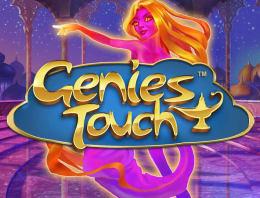 저희의 비트코인 카지노에서 Genie's Touch 플레이 하세요