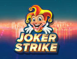 저희의 비트코인 카지노에서 Joker Strike 플레이 하세요