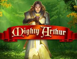 저희의 비트코인 카지노에서 Mighty Arthur 플레이 하세요