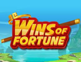 저희의 비트코인 카지노에서 Wins of Fortune 플레이 하세요