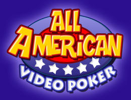 Bitcoin Casinomuzda All American Video Poker adlı oyunu oynayın