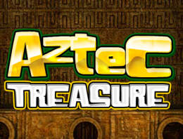 Play Aztec Treasure in our Bitcoin Casino